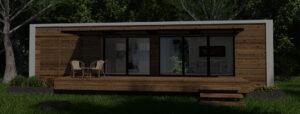 Camper en mobil home