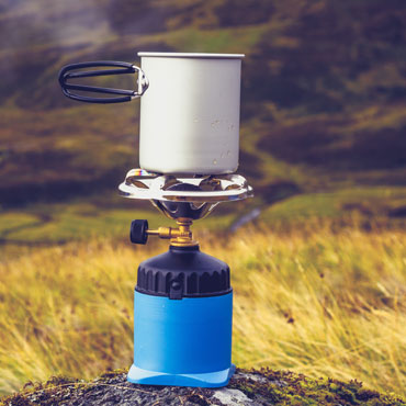 Réchaud de camping